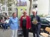 14-Marianne-Konerman-Bezirkbürgermeisterin-Schöttler-Gerd-Schmitt-bei-der-Eröffnung-der-Ausstellung-70-Jahre-NBH-Kiezoase